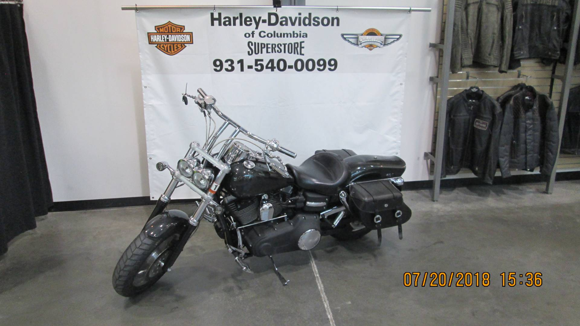 2009 Harley-Davidson Dyna® Fat Bob® in Columbia, Tennessee
