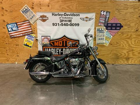 2013 Harley-Davidson FLSTC in Columbia, Tennessee - Photo 1