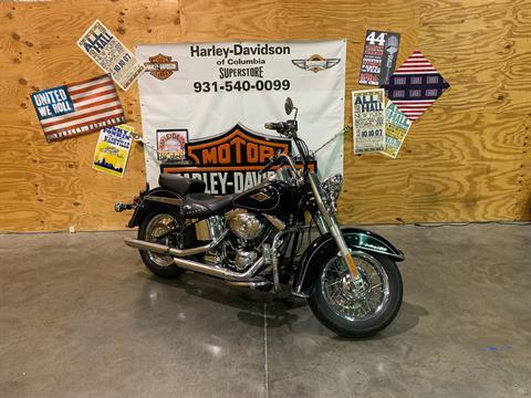 2013 Harley-Davidson FLSTC in Columbia, Tennessee - Photo 2