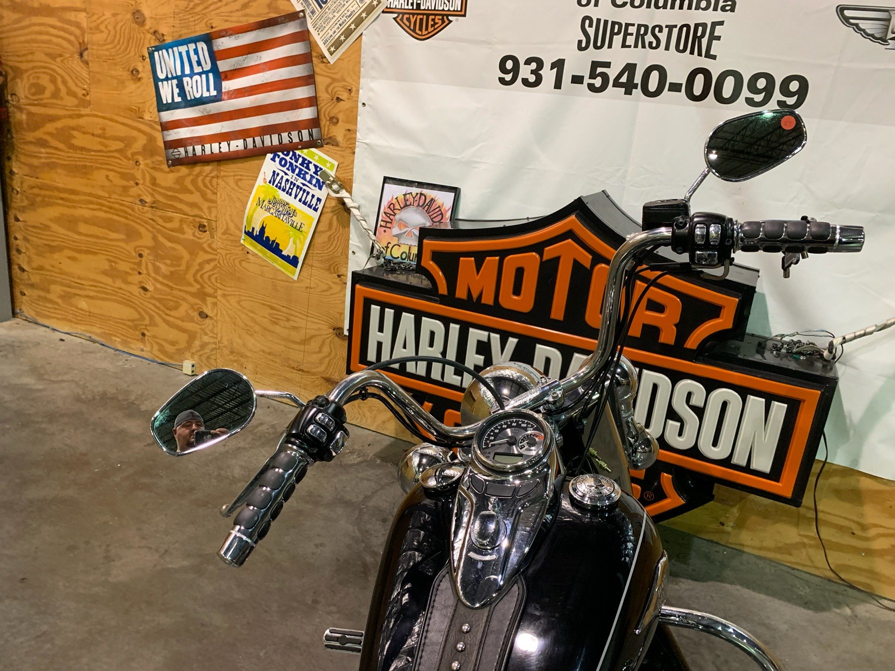 2013 Harley-Davidson FLSTC in Columbia, Tennessee - Photo 13
