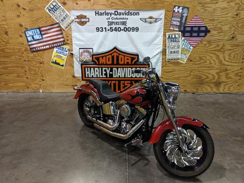 2007 Harley-Davidson FAT BOY in Columbia, Tennessee - Photo 2
