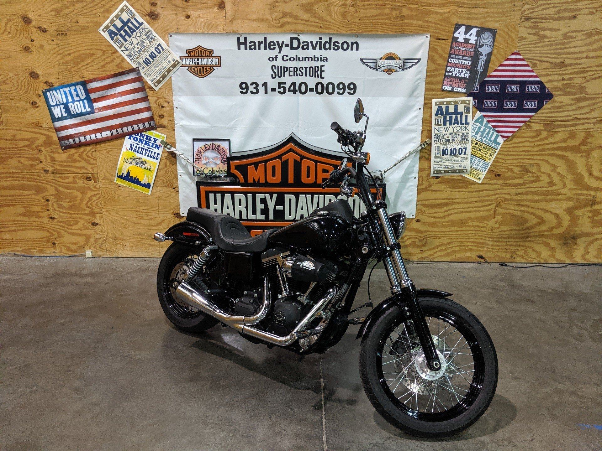 2015 Harley-Davidson street bob in Columbia, Tennessee - Photo 2
