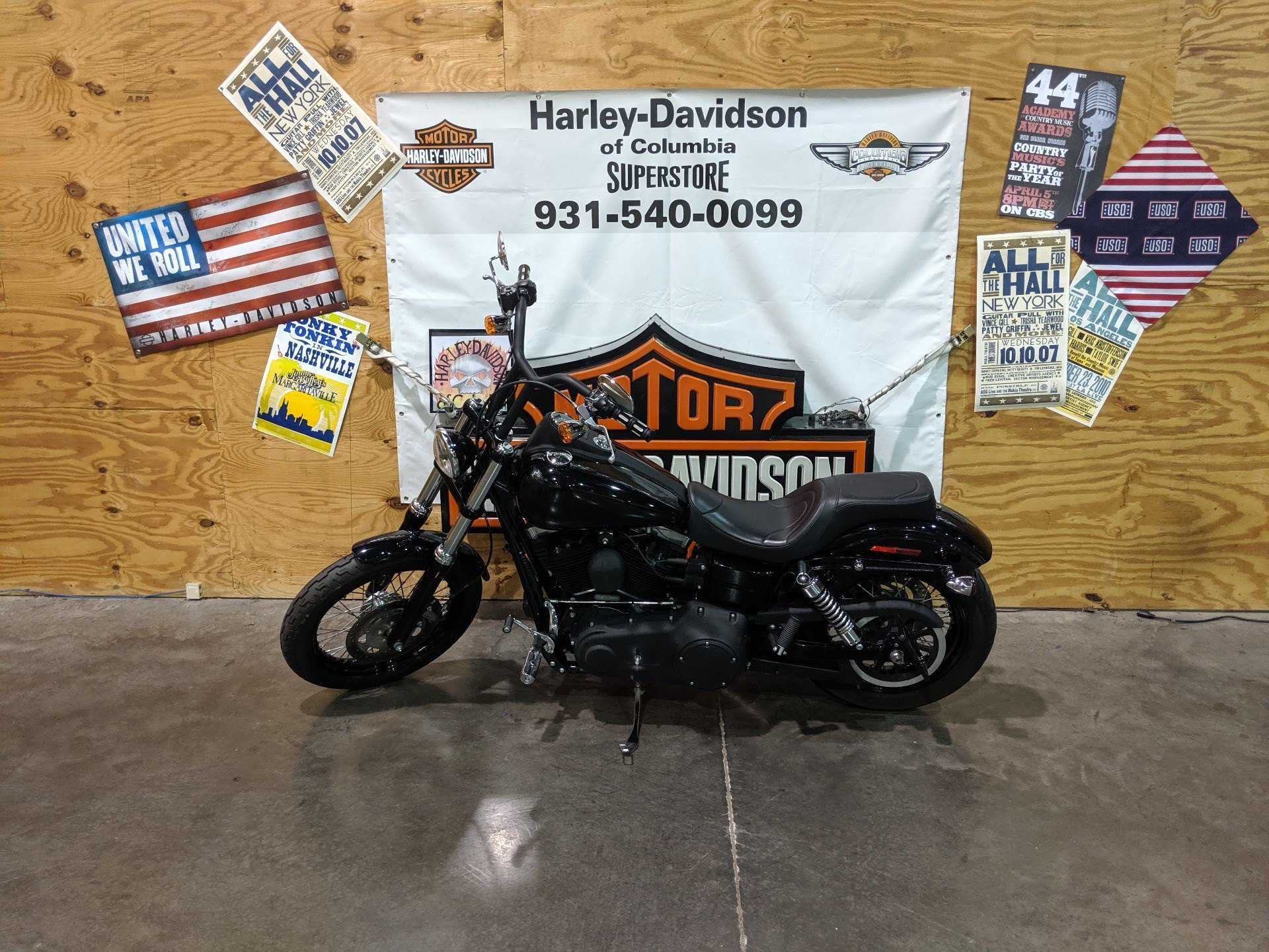 2015 Harley-Davidson street bob in Columbia, Tennessee - Photo 5