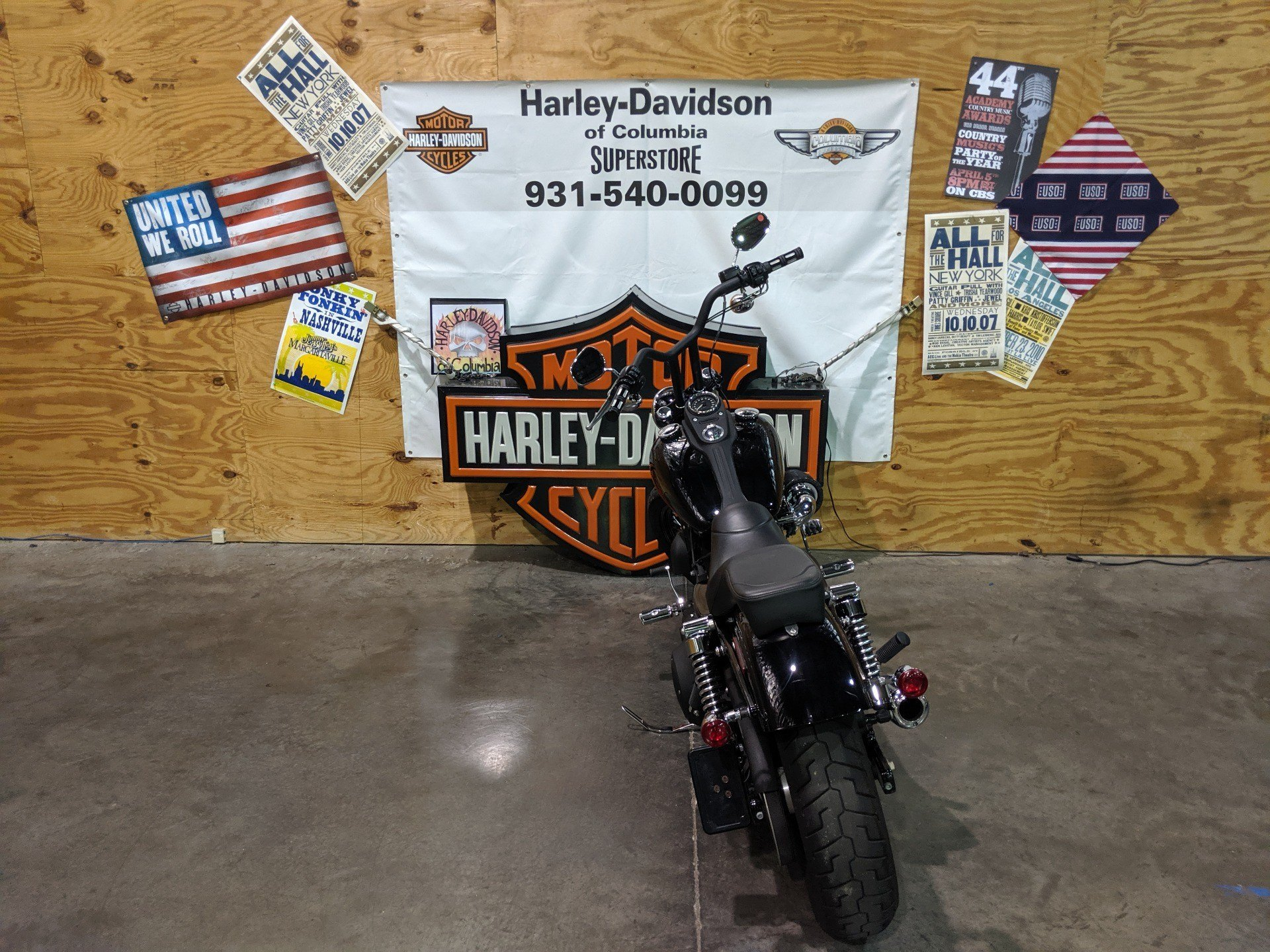 2015 Harley-Davidson street bob in Columbia, Tennessee - Photo 7