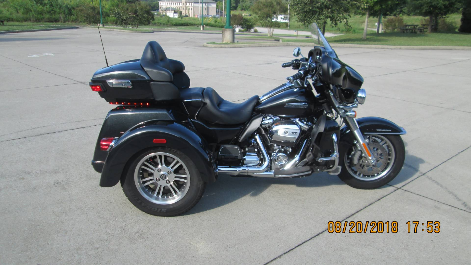 2018 Harley-Davidson Tri Glide® Ultra in Columbia, Tennessee