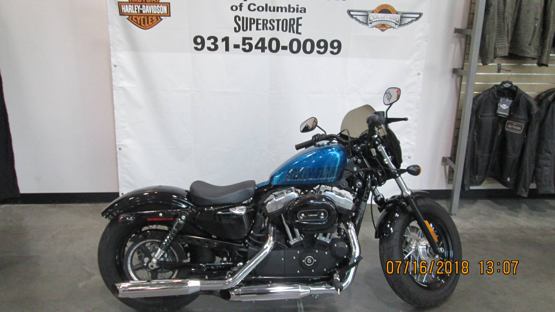 2015 Harley Davidson Forty EightR In Columbia Tennessee