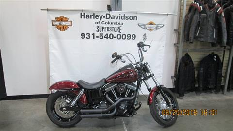 2017 Harley-Davidson Street Bob® in Columbia, Tennessee