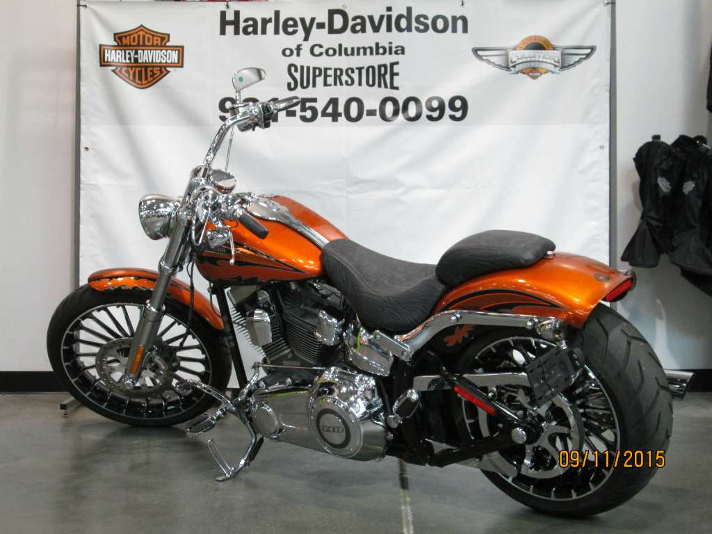2014 Harley-Davidson CVO™ Breakout® in Columbia, Tennessee