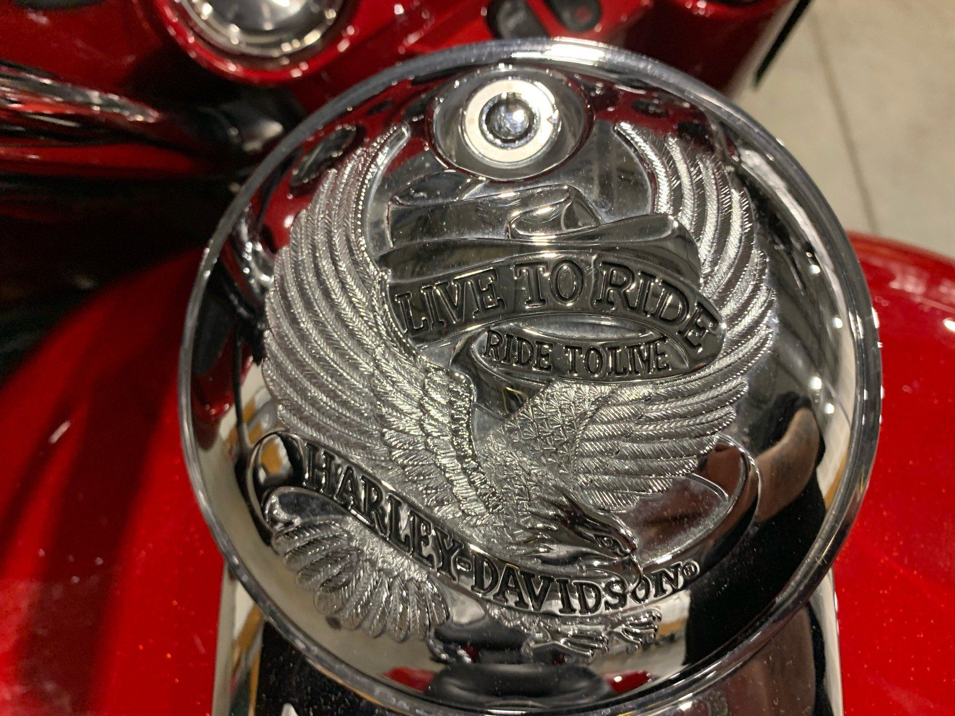 2011 Harley-Davidson FLHTK in Columbia, Tennessee - Photo 11