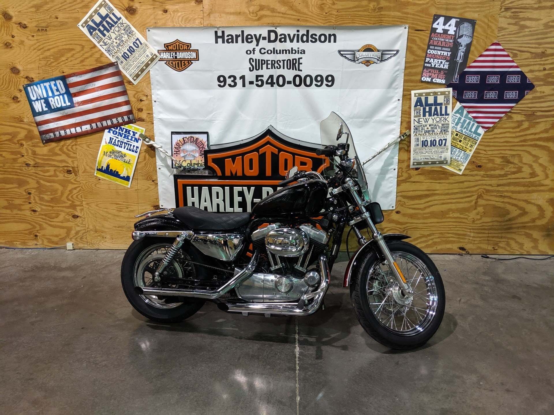 2006 Harley-Davidson xl883 in Columbia, Tennessee - Photo 1