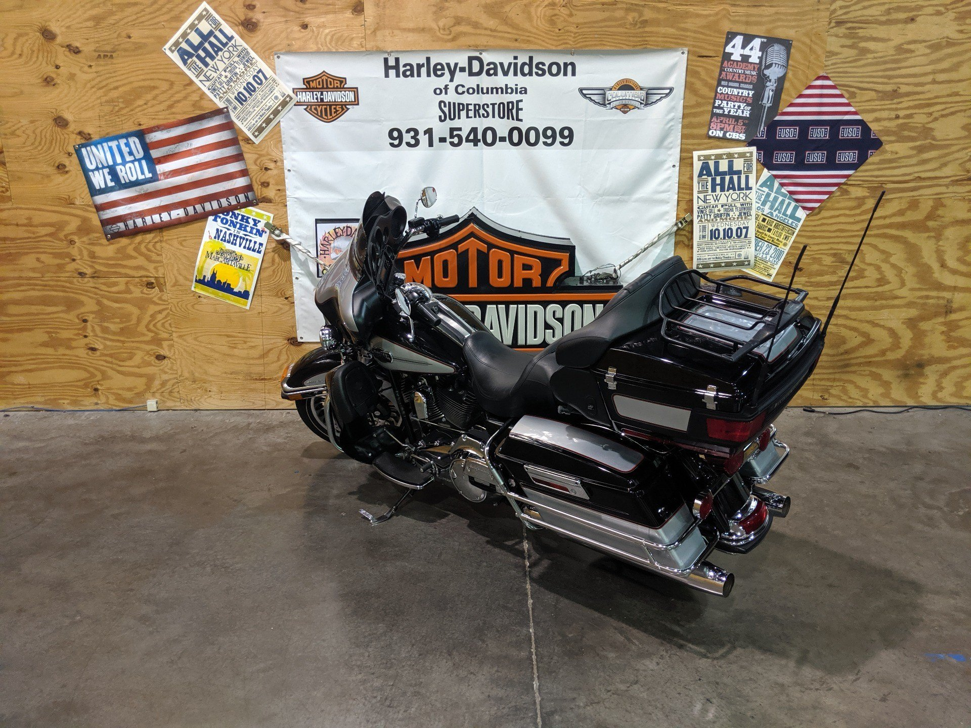2010 Harley-Davidson FLHTCU in Columbia, Tennessee - Photo 6