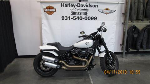 2018 Harley-Davidson Fat Bob®114 in Columbia, Tennessee