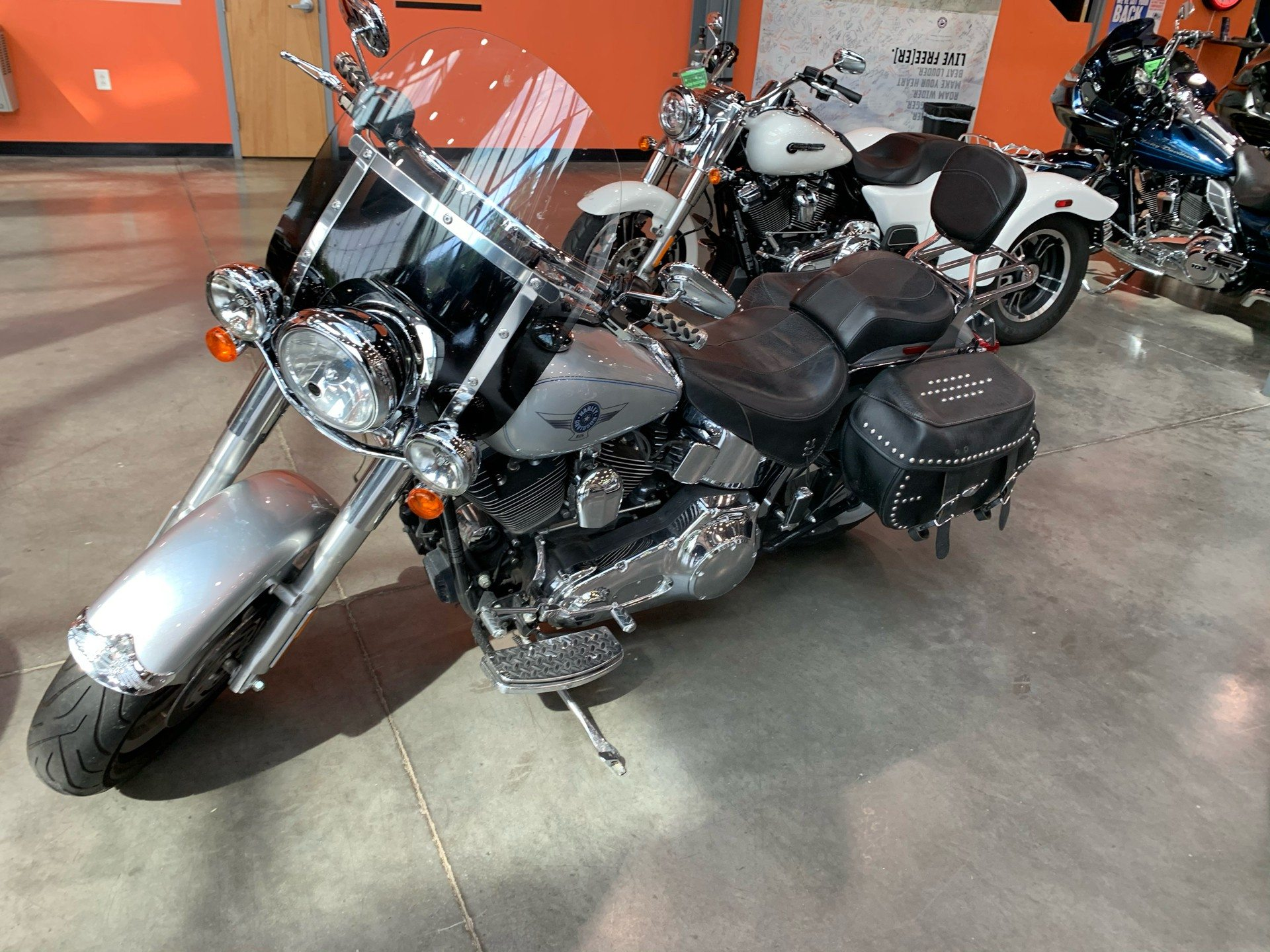 2005 Harley-Davidson FAT BOY in Columbia, Tennessee - Photo 4