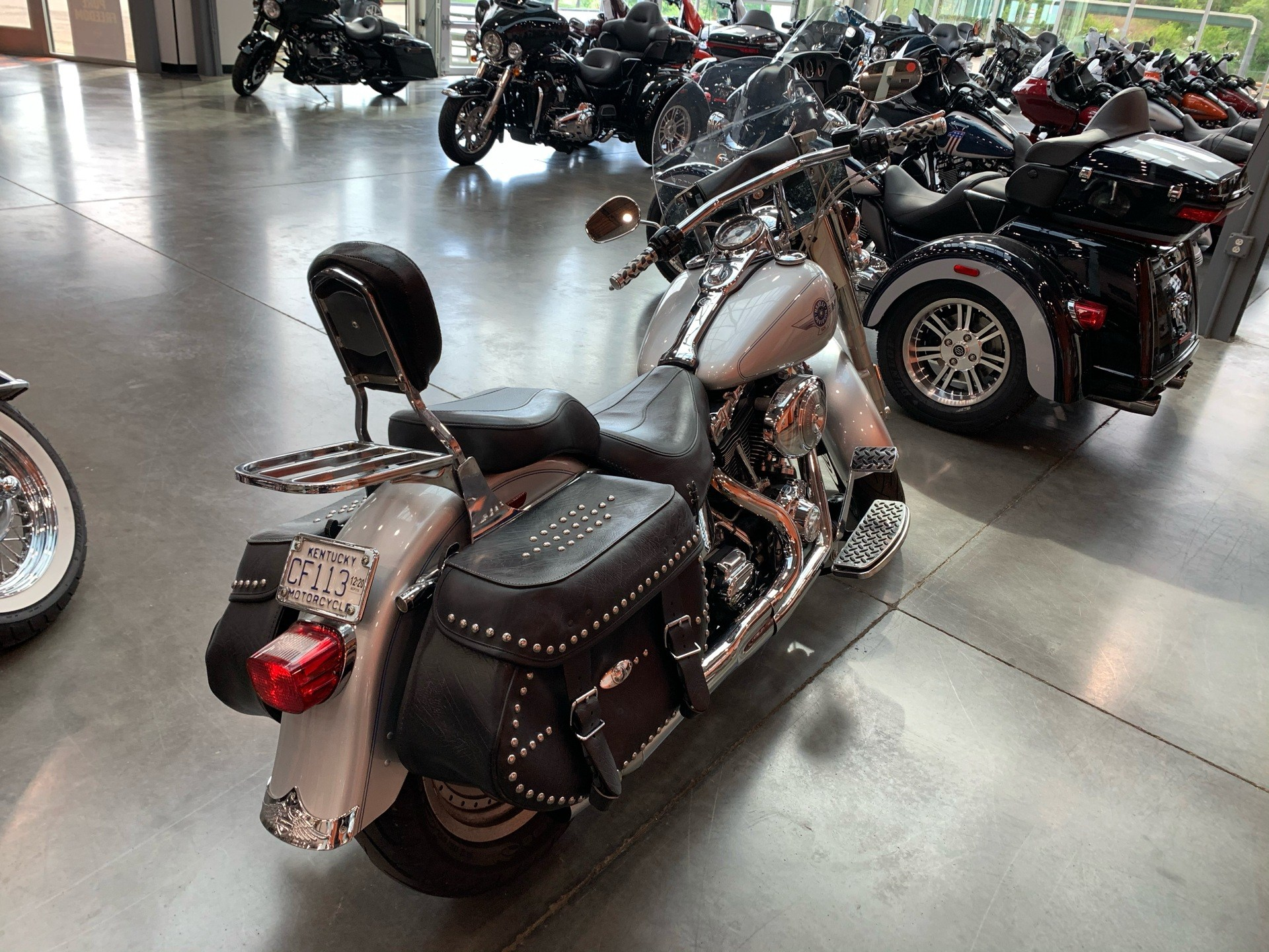 2005 Harley-Davidson FAT BOY in Columbia, Tennessee - Photo 8
