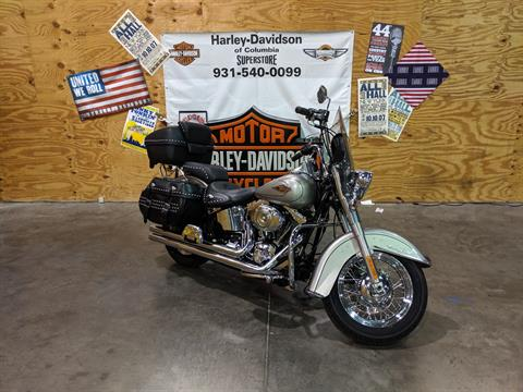 2009 Harley-Davidson FLSTC in Columbia, Tennessee - Photo 2