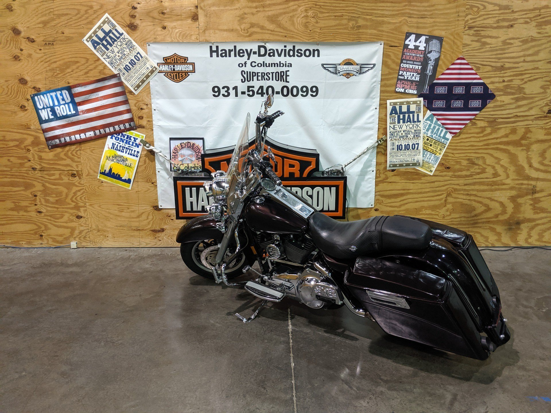 2007 Harley-Davidson FLHR KING in Columbia, Tennessee - Photo 6