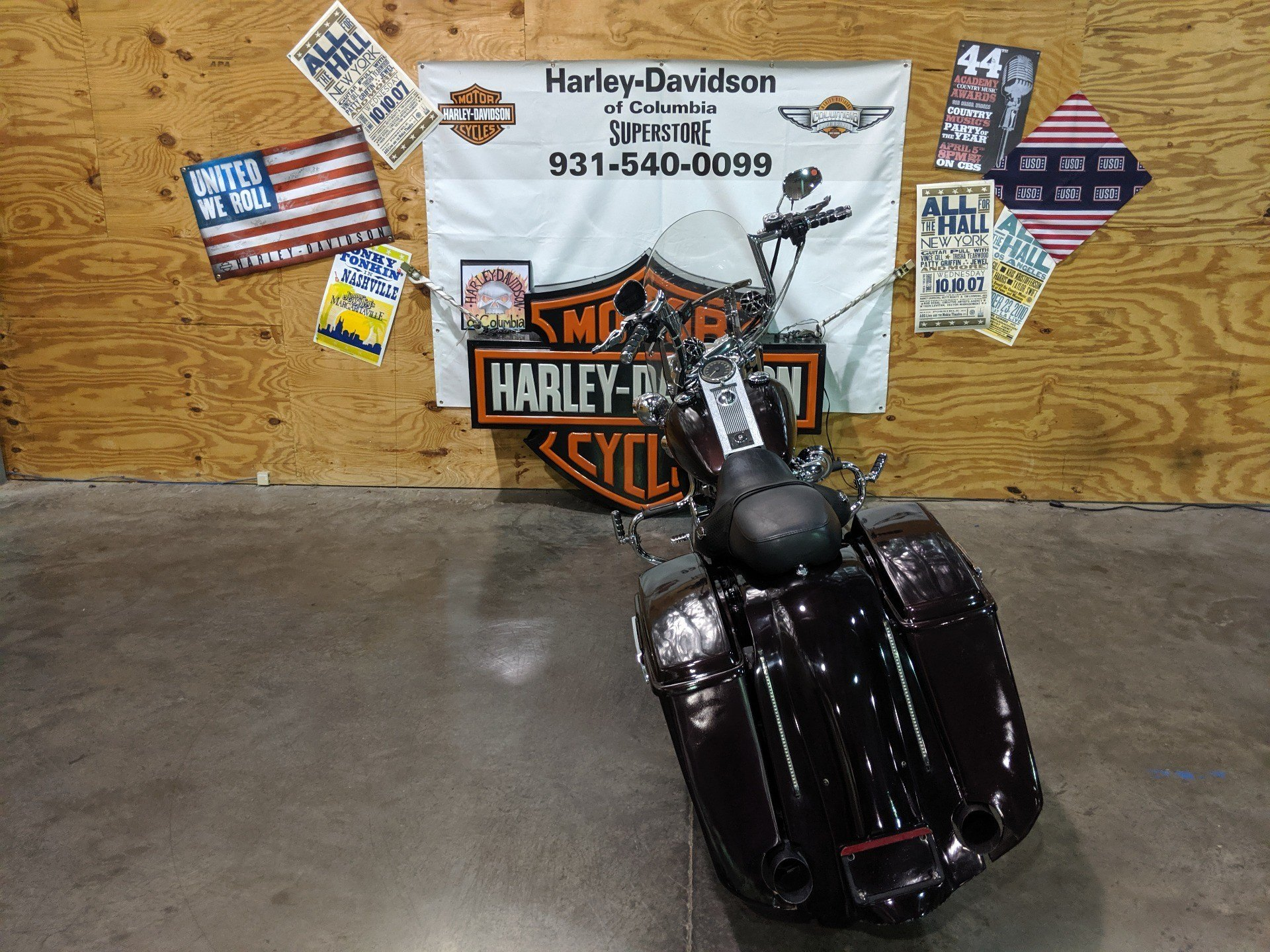 2007 Harley-Davidson FLHR KING in Columbia, Tennessee - Photo 7