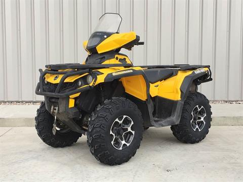 2013 Can-Am Outlander™ XT™ 650 in Atlantic, Iowa