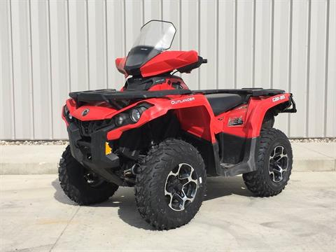 2013 Can-Am Outlander™ XT™ 500 in Atlantic, Iowa