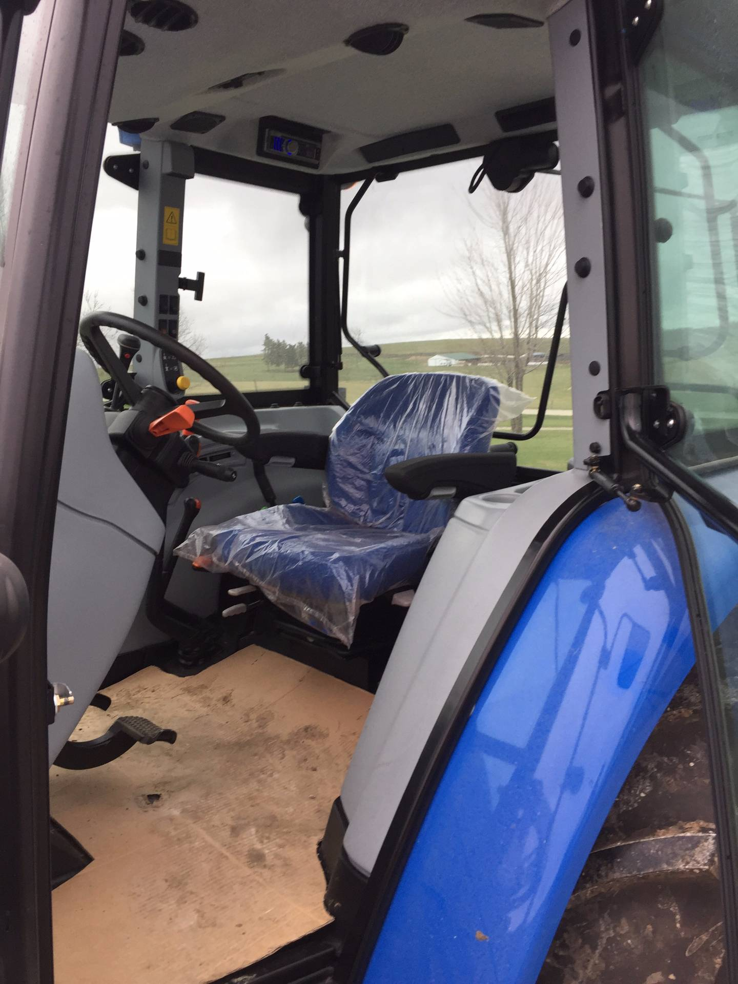 2010 New Holland Agriculture T5060 in Atlantic, Iowa