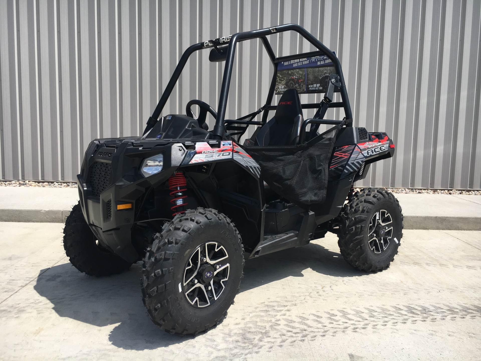2015 Polaris ACE 570 SP for sale 8509
