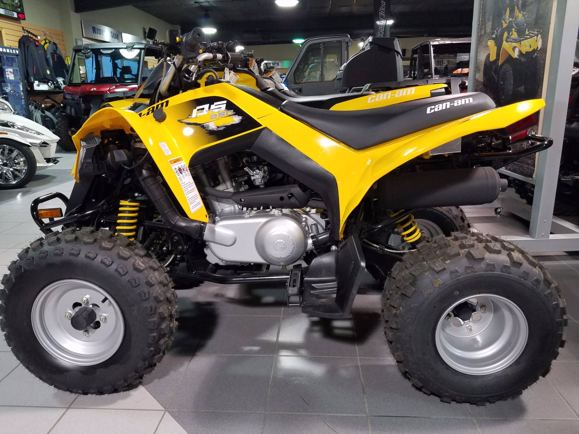 2016 Can-Am DS 250 for sale 17391