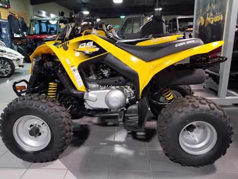 2016 Can-Am DS 250 in Atlantic, Iowa
