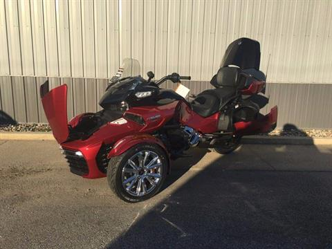 2017 Can-Am Spyder F3 Limited in Atlantic, Iowa