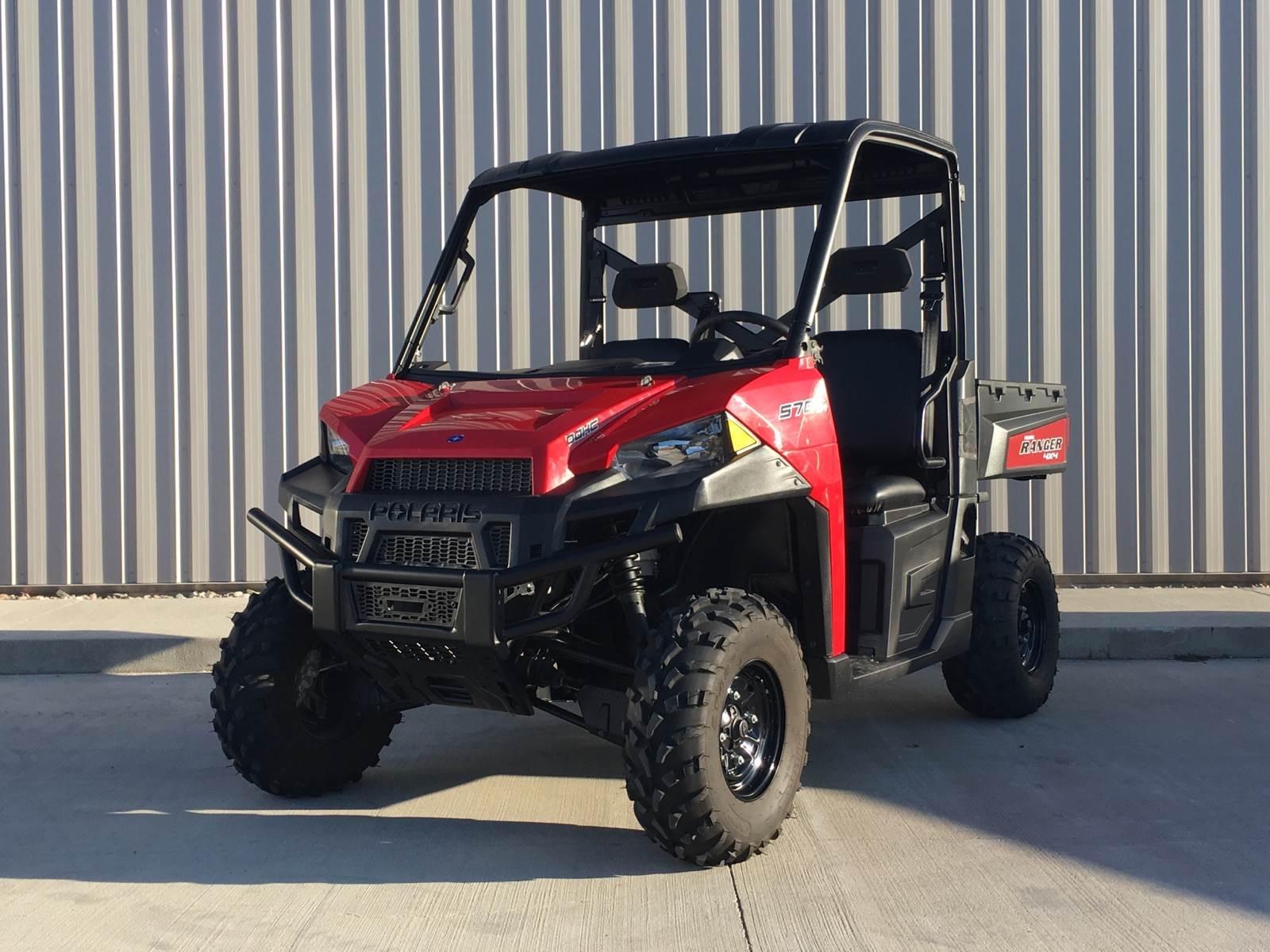 2015 Polaris Ranger570 Full Size for sale 90761