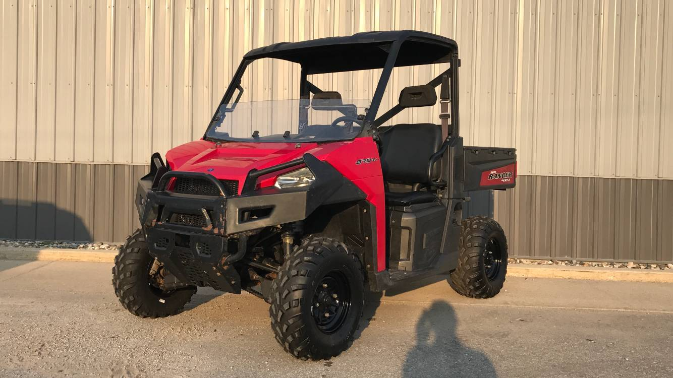 2015 Polaris Ranger570 Full Size 1