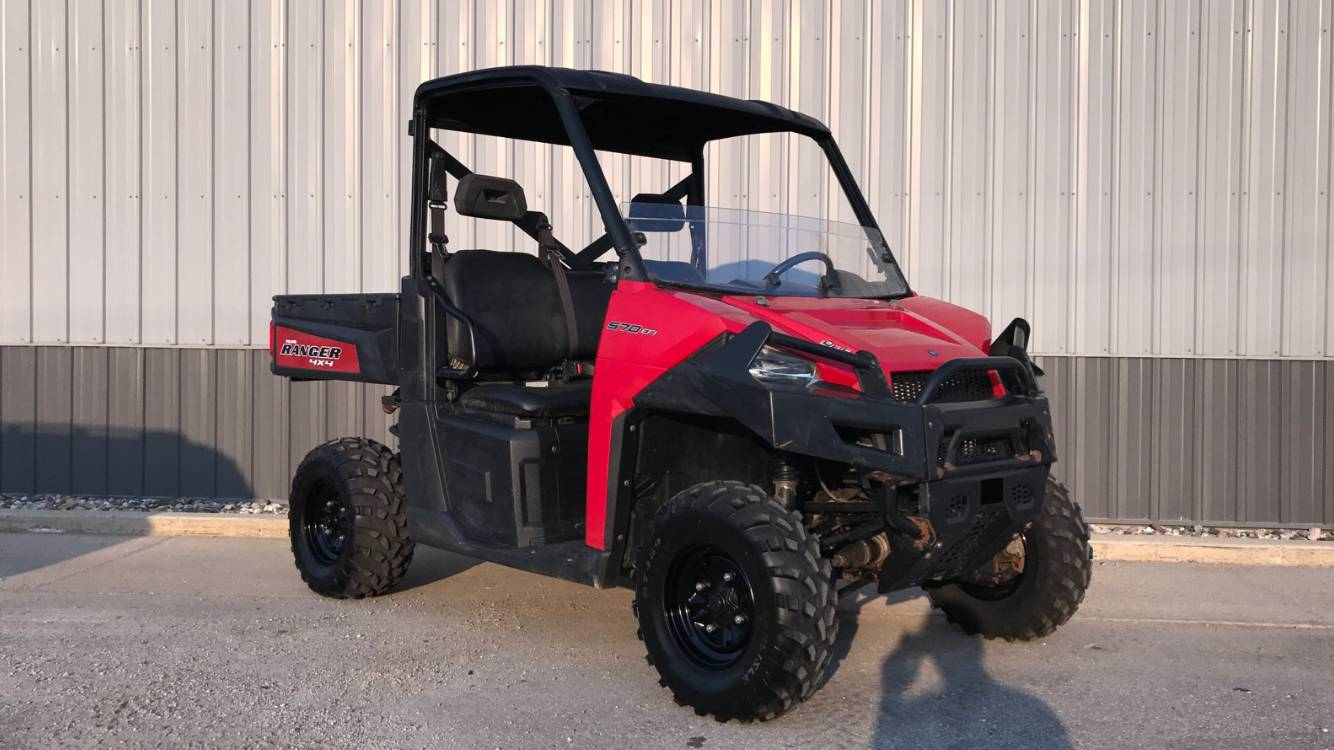 2015 Polaris Ranger570 Full Size 2