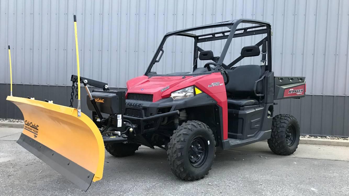 2015 Polaris Ranger570 Full Size for sale 78645