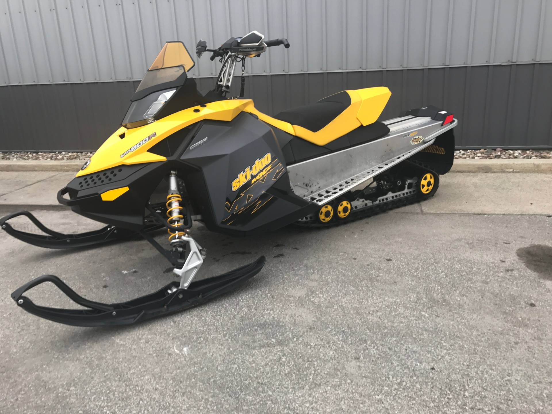 2008 Ski-Doo MX Z®  X™ 800R Power T.E.K. in Atlantic, Iowa