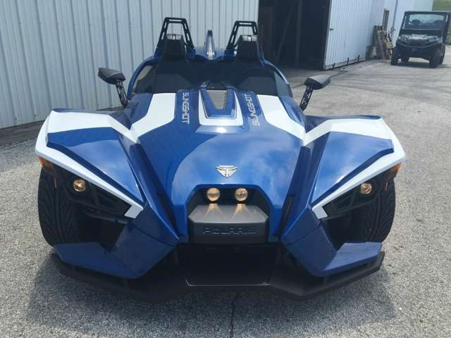 2016 Polaris Slingshot SL LE in Atlantic, Iowa