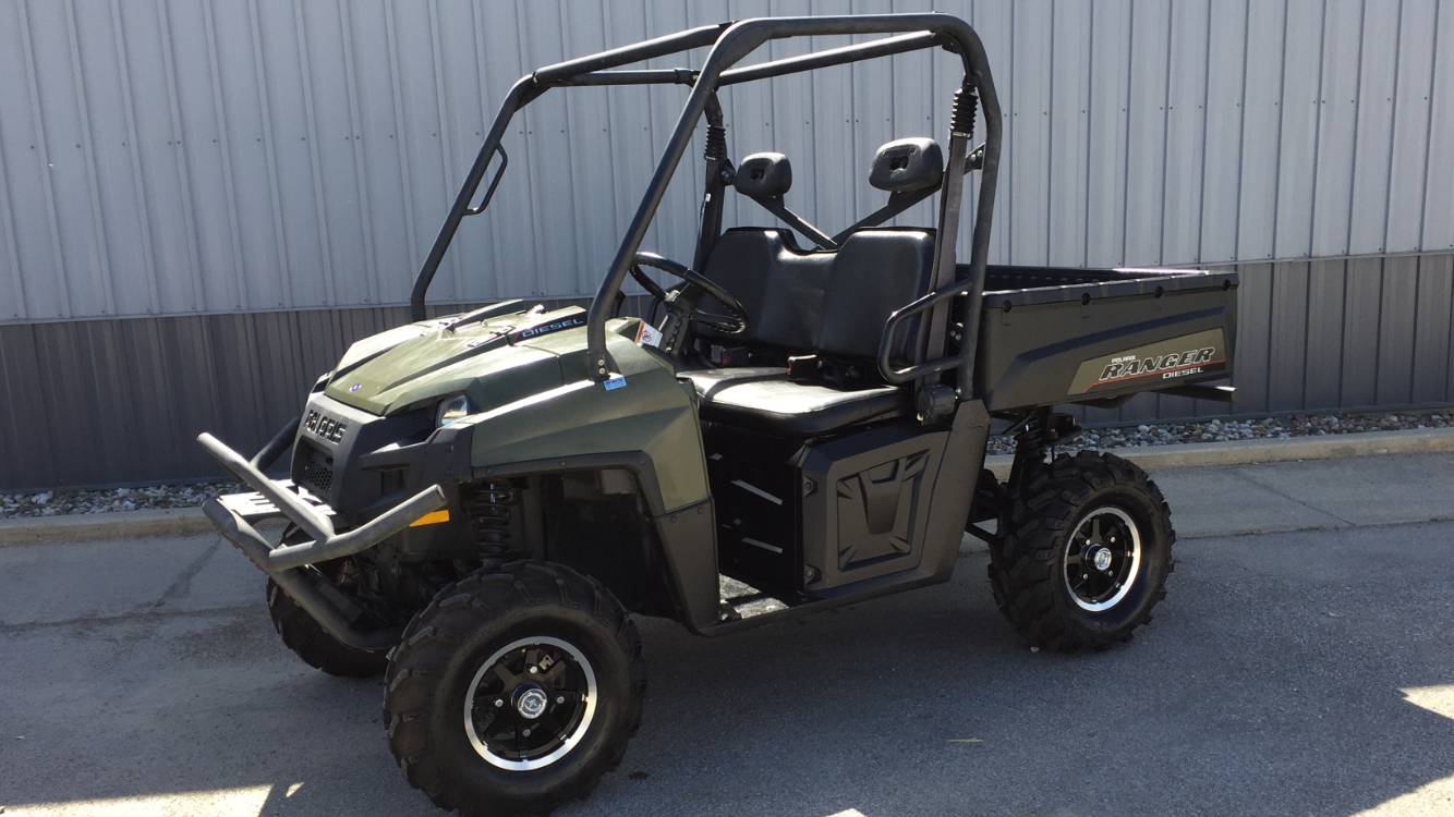 2011 Polaris Ranger Diesel for sale 9262