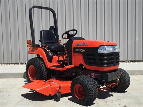 2003 Kubota BX2230D in Atlantic, Iowa