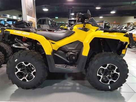 2016 Can-Am Outlander XT 570 in Atlantic, Iowa