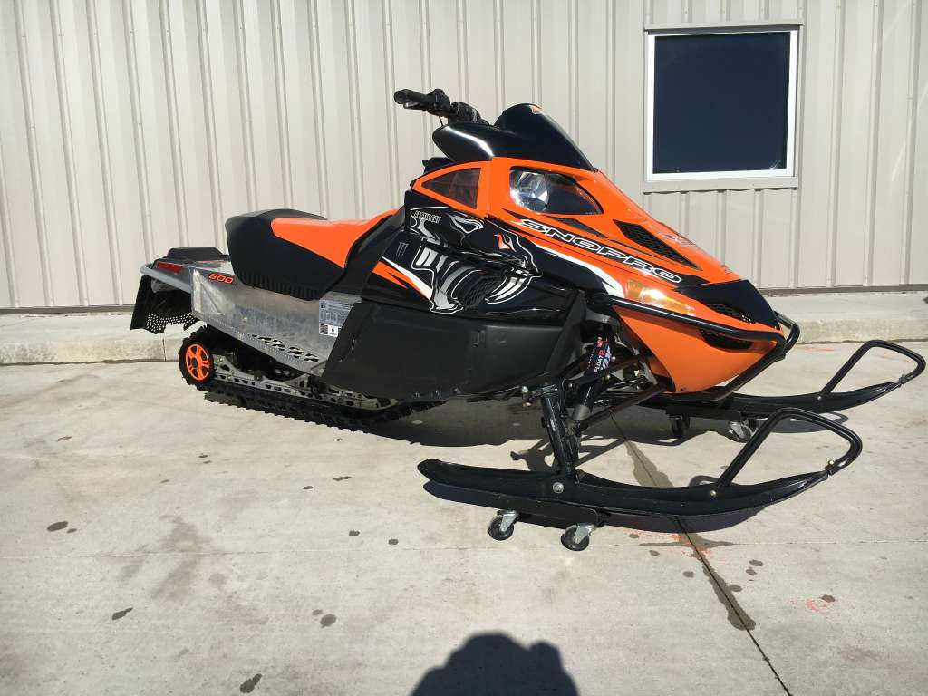 2011 Arctic Cat F8 Sno Pro® in Atlantic, Iowa