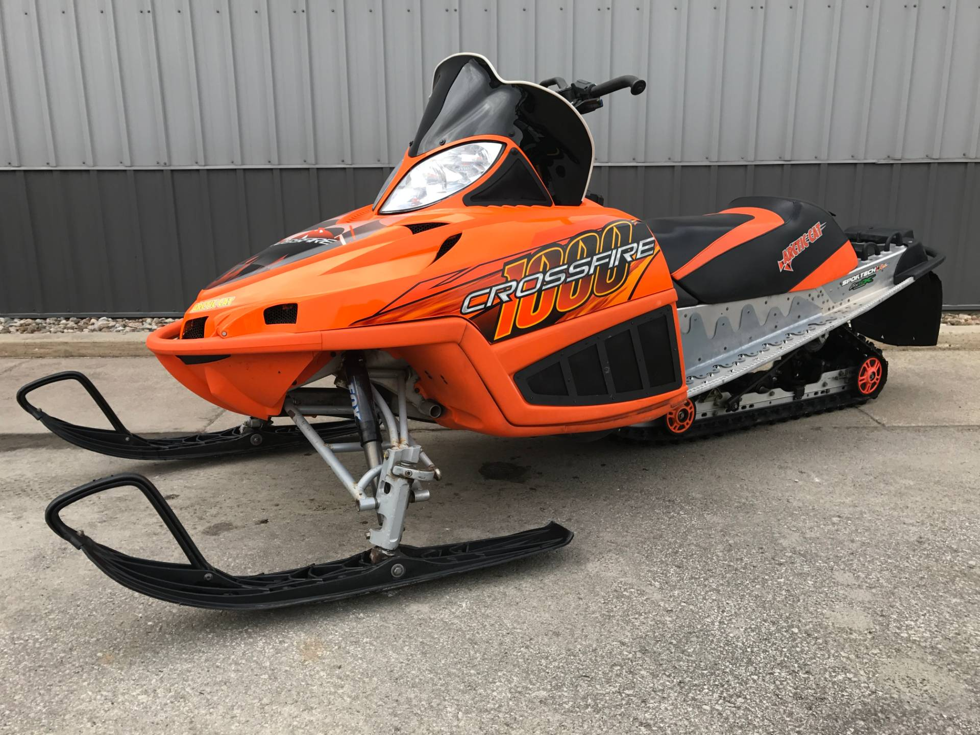 Crossfire  Arctic Cat