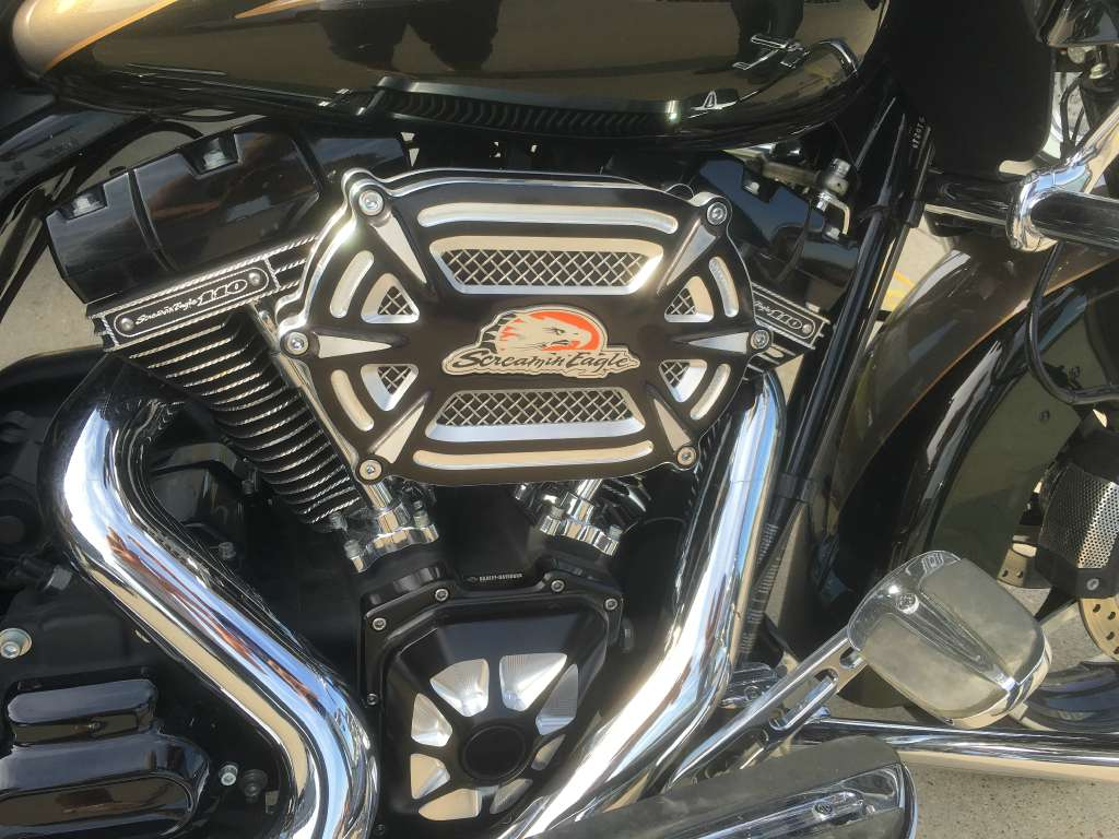 2013 Harley-Davidson CVO™ Road Glide® Custom 110th Anniversary Edition in Atlantic, Iowa