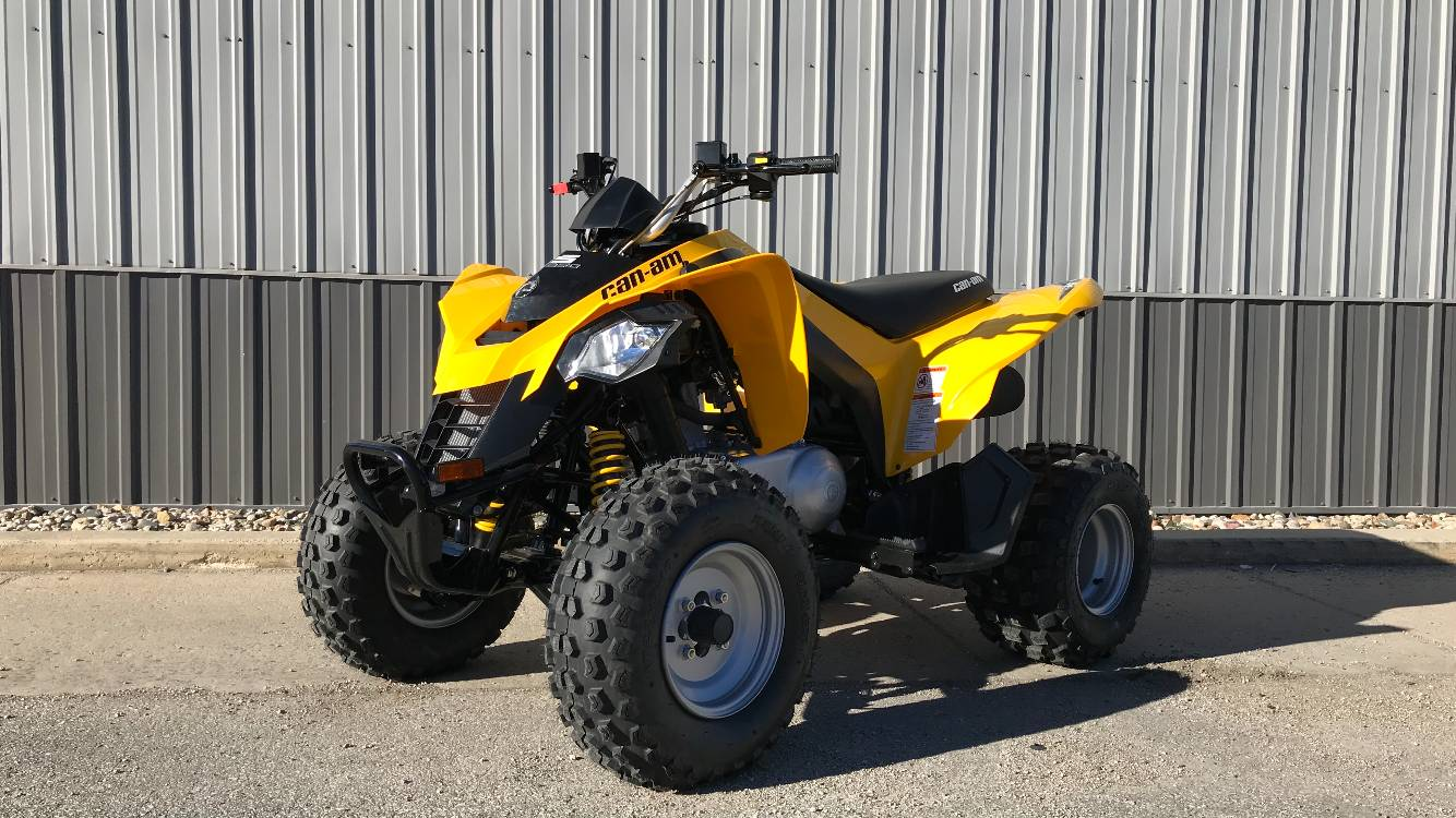 2016 Can-Am DS 250 for sale 97044