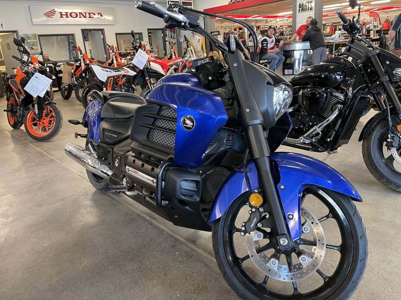 2014 Honda Gold Wing Valkyrie in Pocatello, Idaho - Photo 2