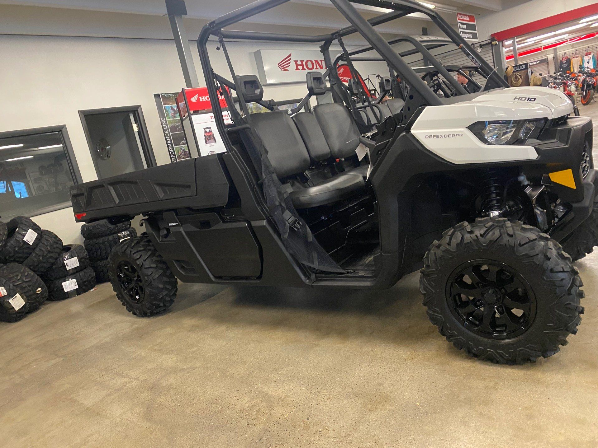 2020 Can-Am 2020 Can-Am Defender Pro in Pocatello, Idaho - Photo 1