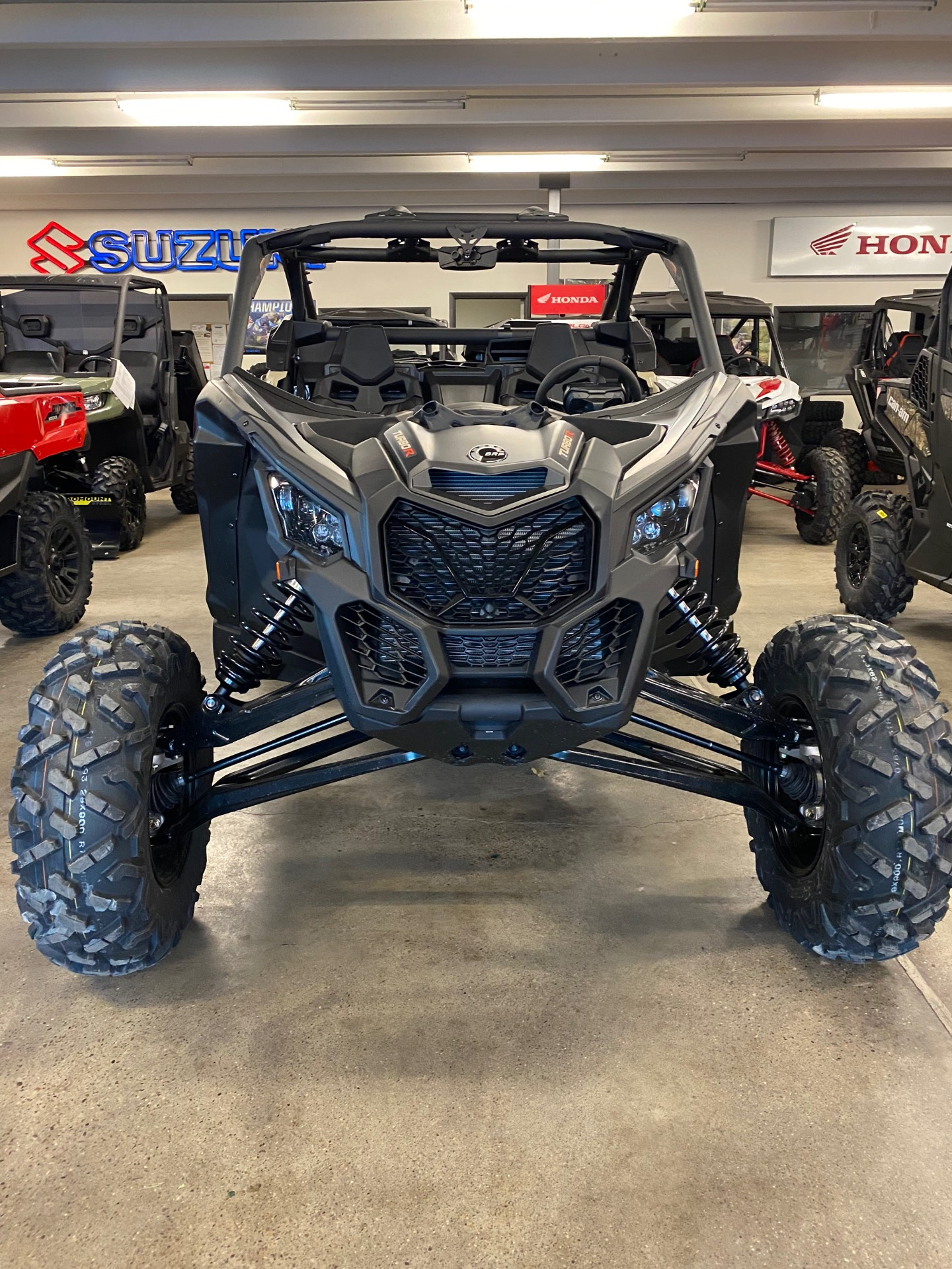2021 Can-Am Maverick RS Turbo R in Pocatello, Idaho - Photo 1