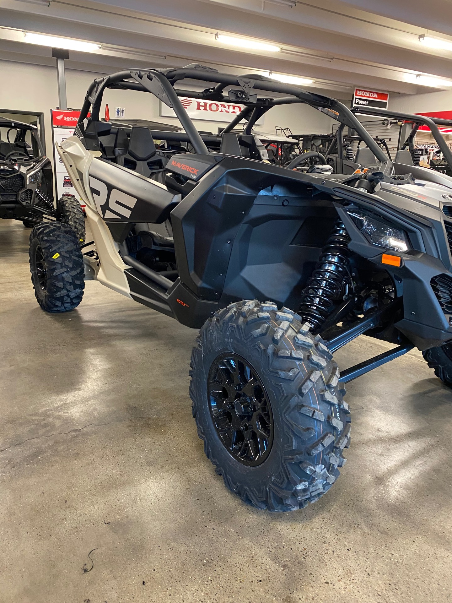 2021 Can-Am Maverick RS Turbo R in Pocatello, Idaho - Photo 2