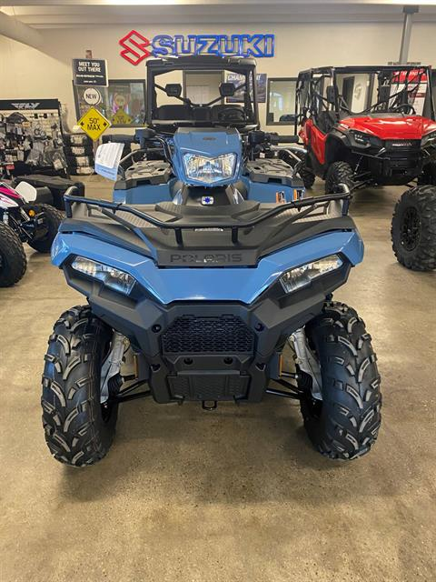 2021 Polaris Sportsman 450HO EPS in Pocatello, Idaho - Photo 1