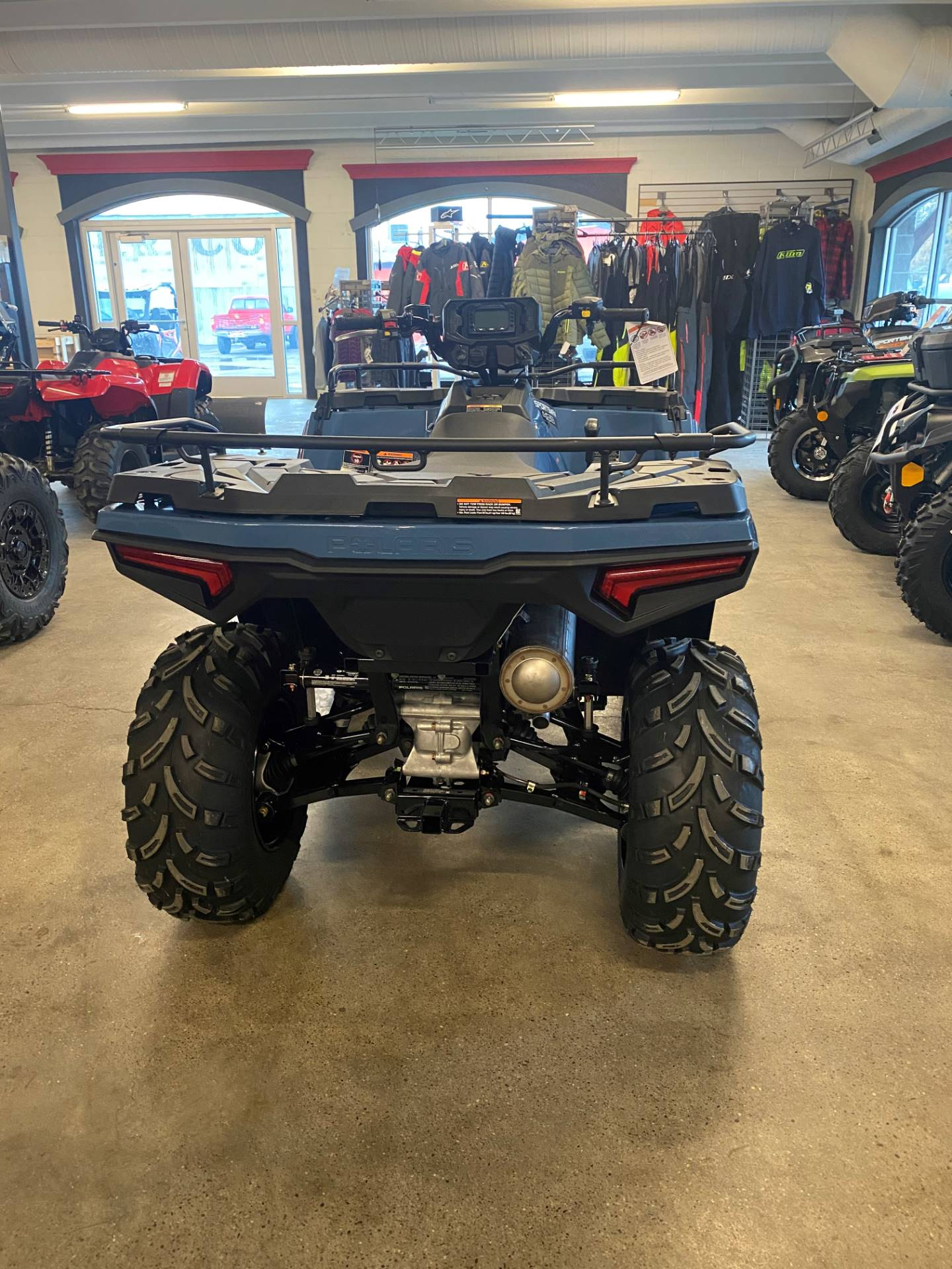 2021 Polaris Sportsman 450HO EPS in Pocatello, Idaho - Photo 4