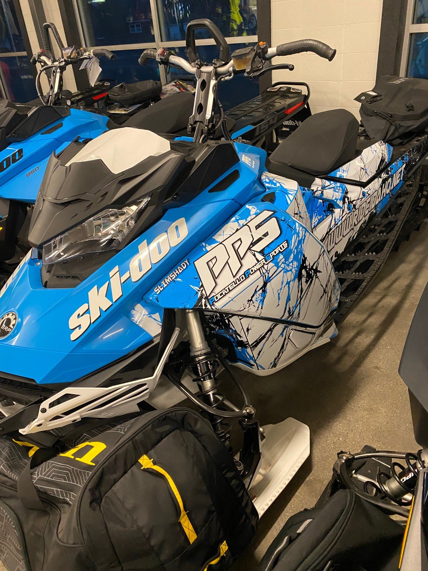 2020 Ski-Doo 2020 Ski-Doo Summit SP 154 in Pocatello, Idaho - Photo 2
