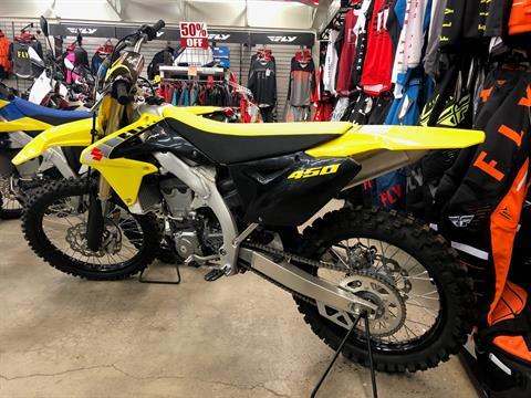 2017 Suzuki RMZ 450 in Pocatello, Idaho - Photo 2
