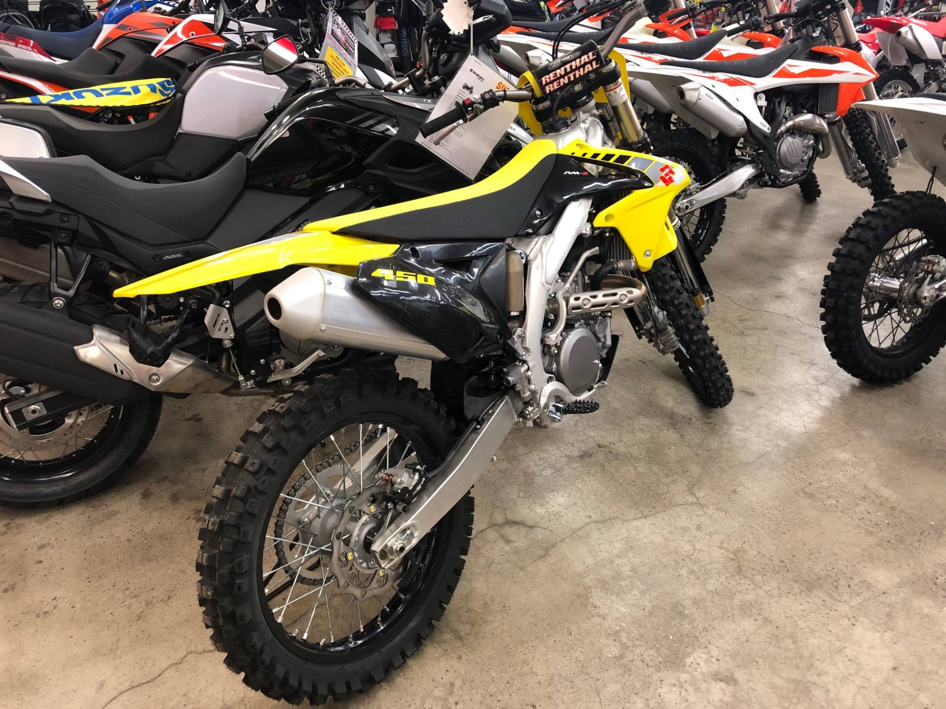 2017 Suzuki RMZ 450 in Pocatello, Idaho - Photo 4